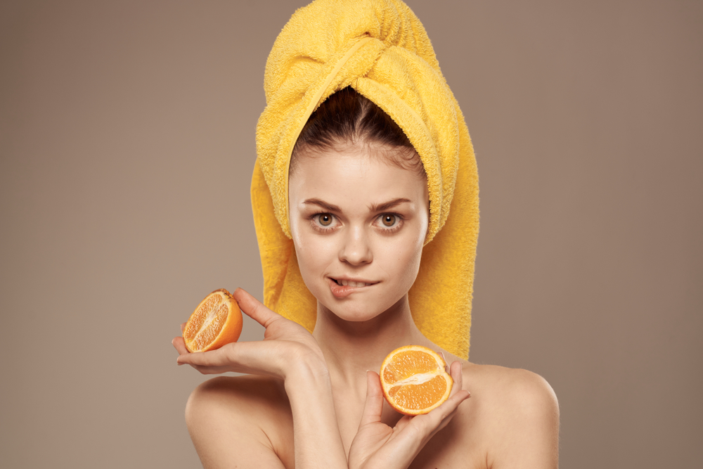 limon kadın havlu